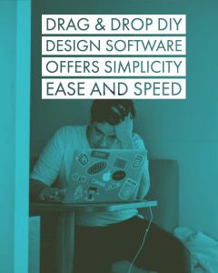 Drag and Drop DIY Design Software