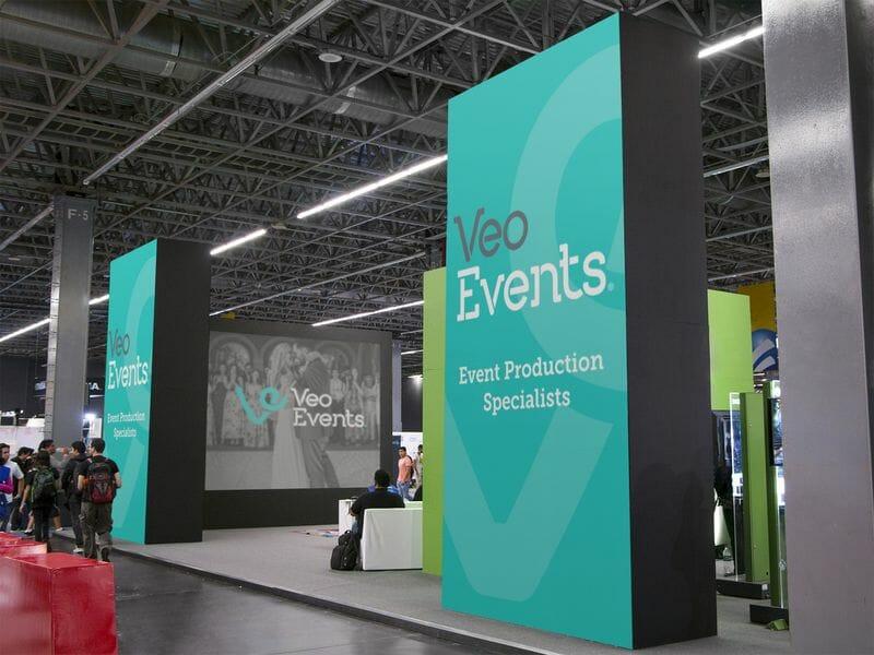 veo trade show